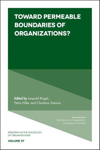 9781787438293 Toward Permeable Boundaries of Organizations?