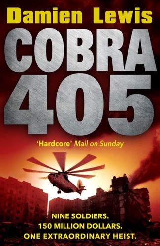 9781787461468 Cobra 405