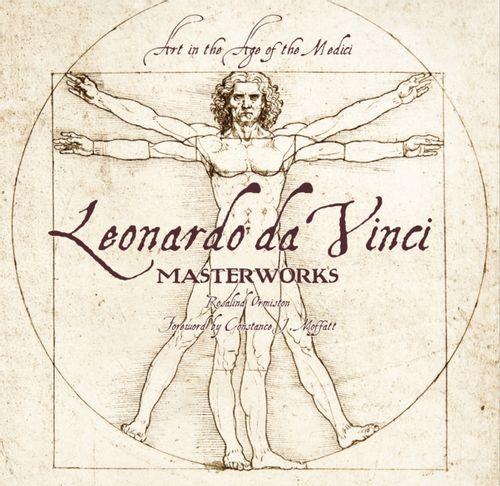 9781787553125 Leonardo da Vinci: Masterworks