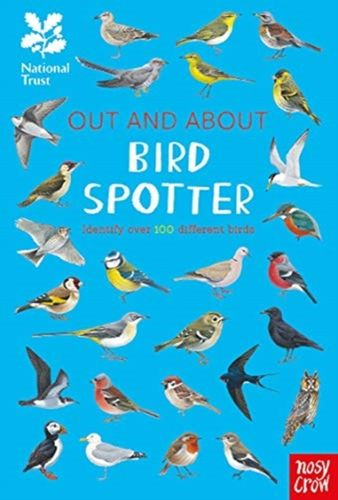 9781788004220 National Trust: Out and About Bird Spotter