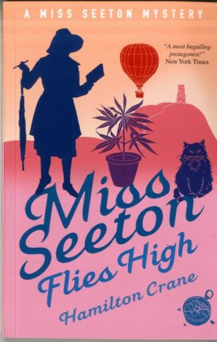 9781788420761 Miss Seeton Flies High