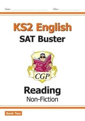 9781789080957 New KS2 English Reading SAT Buster: Non-Fiction Book 2 (for tests in 2019)