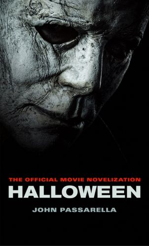 9781789090529 Halloween: The Official Movie Novelization