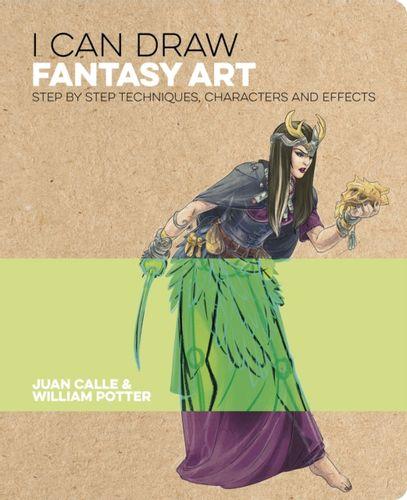 9781789502183 I Can Draw Fantasy Art