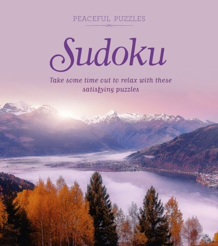 9781838573577 Peaceful Puzzles Sudoku