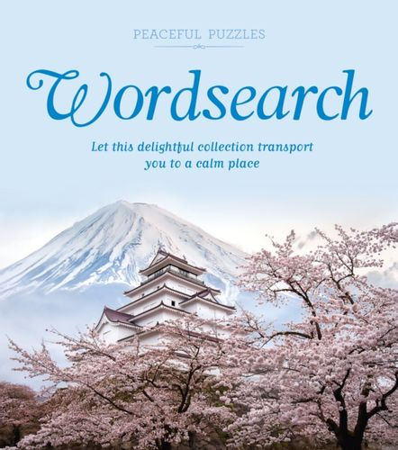 9781838573584 Peaceful Puzzles Wordsearch