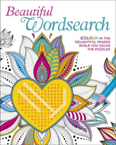 9781838573645 Beautiful Wordsearch