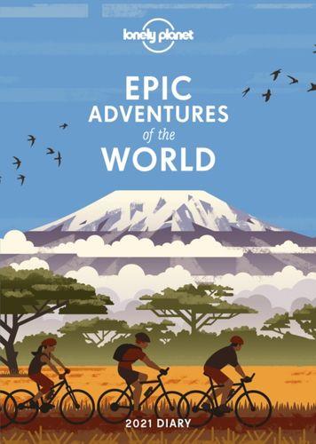 9781838690793 Epic Adventures Diary 2021