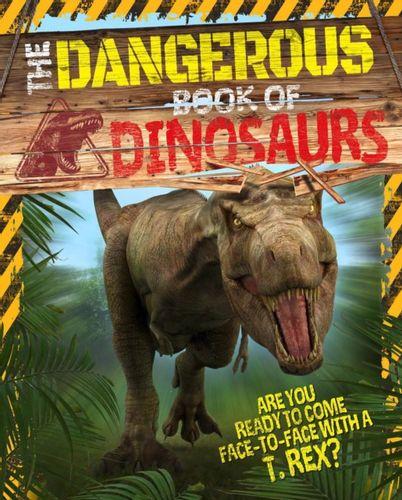 9781839402432 Dangerous Book of Dinosaurs
