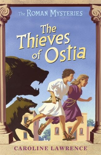 9781842550205 Roman Mysteries: The Thieves of Ostia