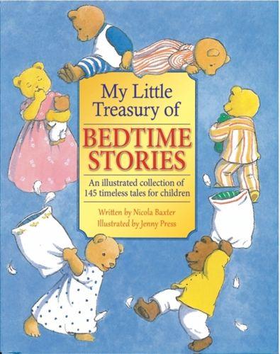 9781843227298 My Little Treasury of Bedtime Stories