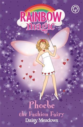 9781843628231 Rainbow Magic: Phoebe The Fashion Fairy