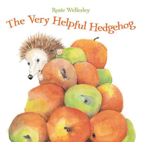 9781843651987 Very Helpful Hedgehog
