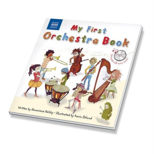 9781843797708 My First Orchestra Book