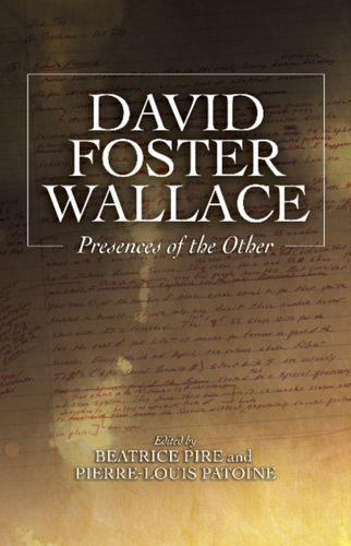 9781845198404 David Foster Wallace