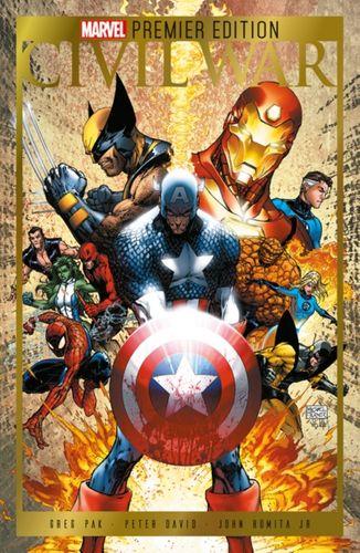 9781846538506 Marvel Premium: Civil War