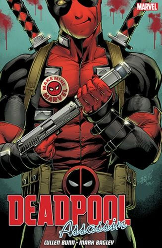 9781846539459 Deadpool: Assassin
