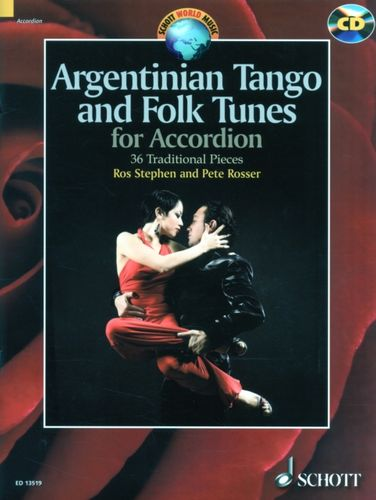 9781847613288 Argentinian Tango and Folk Tunes for Accordion