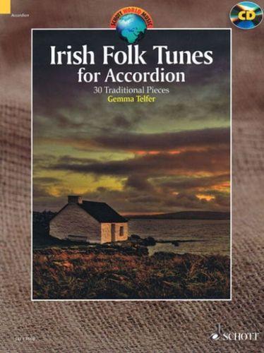 9781847613783 Irish Folk Tunes for Accordion