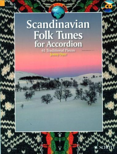 9781847613790 Scandinavian Folk Tunes for Accordion