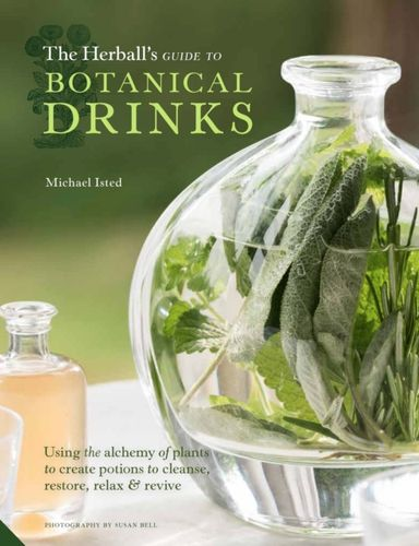 9781847809278 Herball's Guide to Botanical Drinks