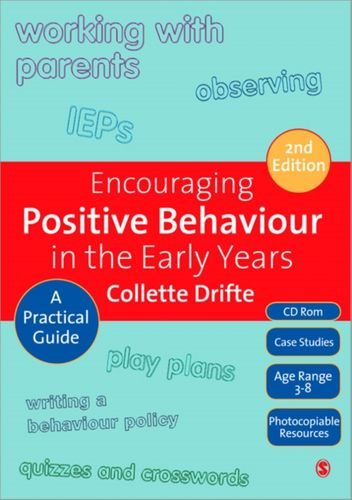 9781847873750 Encouraging Positive Behaviour in the Early Years