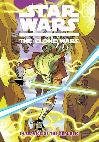 9781848567092 Star Wars - The Clone Wars