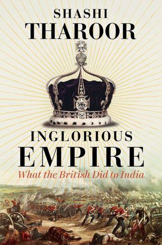 9781849048088 Inglorious Empire