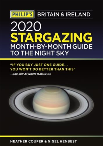 9781849075206 Philip's 2020 Stargazing Month-by-Month Guide to the Night Sky Britain & Ireland