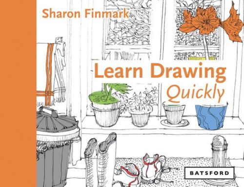 9781849943109 Learn Drawing Quickly