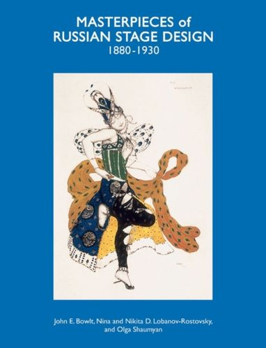 9781851496884 Masterpieces of Russian Stage Design: 1880-1930