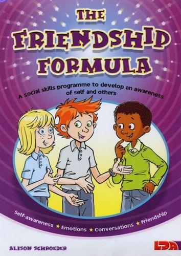 9781855034471 Friendship Formula