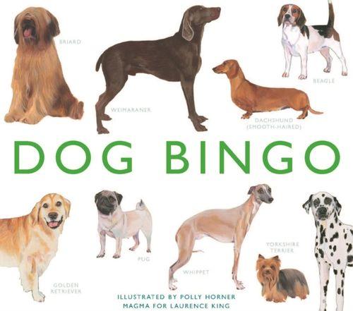 9781856699679 Dog Bingo