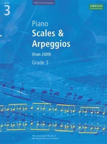 9781860969157 Piano Scales & Arpeggios, Grade 3