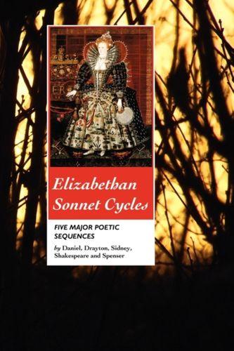9781861712745 Elizabethan Sonnet Cycles