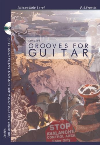 9781862181052 Grooves for Guitar