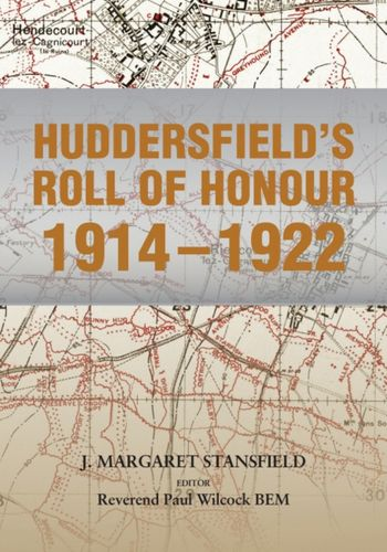 9781862181267 Huddersfield's Roll of Honour