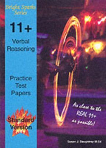 9781898696155 11+ Verbal Reasoning Test Papers