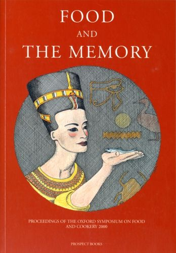 9781903018163 Food and the Memory