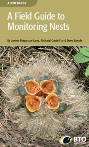 9781906204792 Field Guide to Monitoring Nests