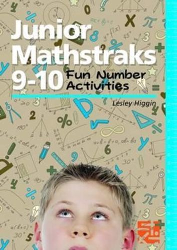 9781907550782 Junior Mathstraks