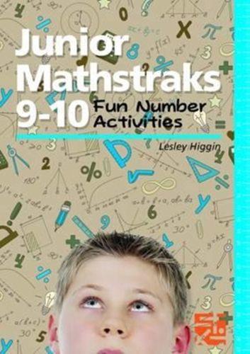 9781907550782 Junior Mathstraks