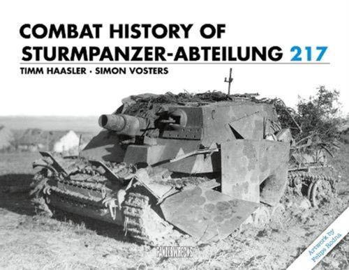 9781908032201 Combat History of Sturmpanzer-Abteilung 217