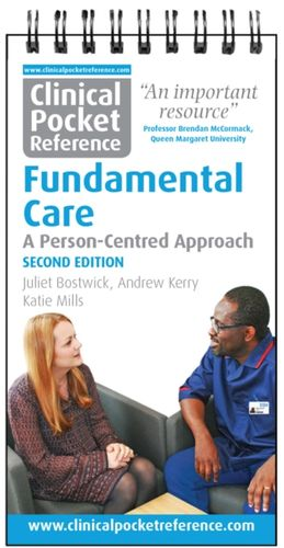 9781908725127 Clinical Pocket Reference Fundamental Care