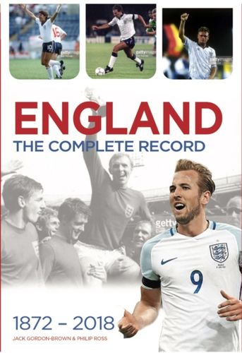 9781909245686 England: The Complete Record