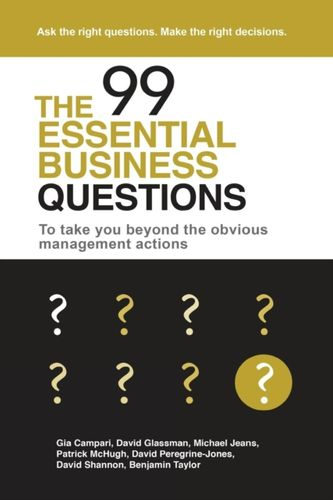 9781910819890 99 Essential Business Questions