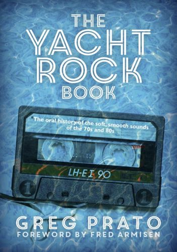 9781911036296 Yacht Rock Book