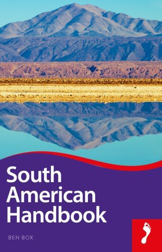 9781911082231 South American Handbook