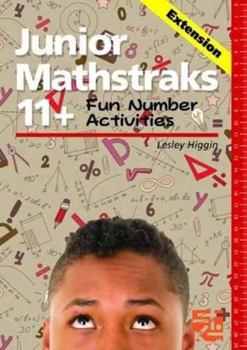9781911093305 Junior Mathstraks 11+ - Extension