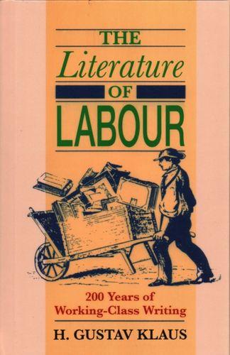 9781911454915 Literature of Labour